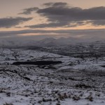 View from Slieve Croob