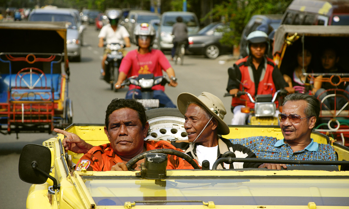 Indonesia's genocidal killers go unpunished in The Act of Killing