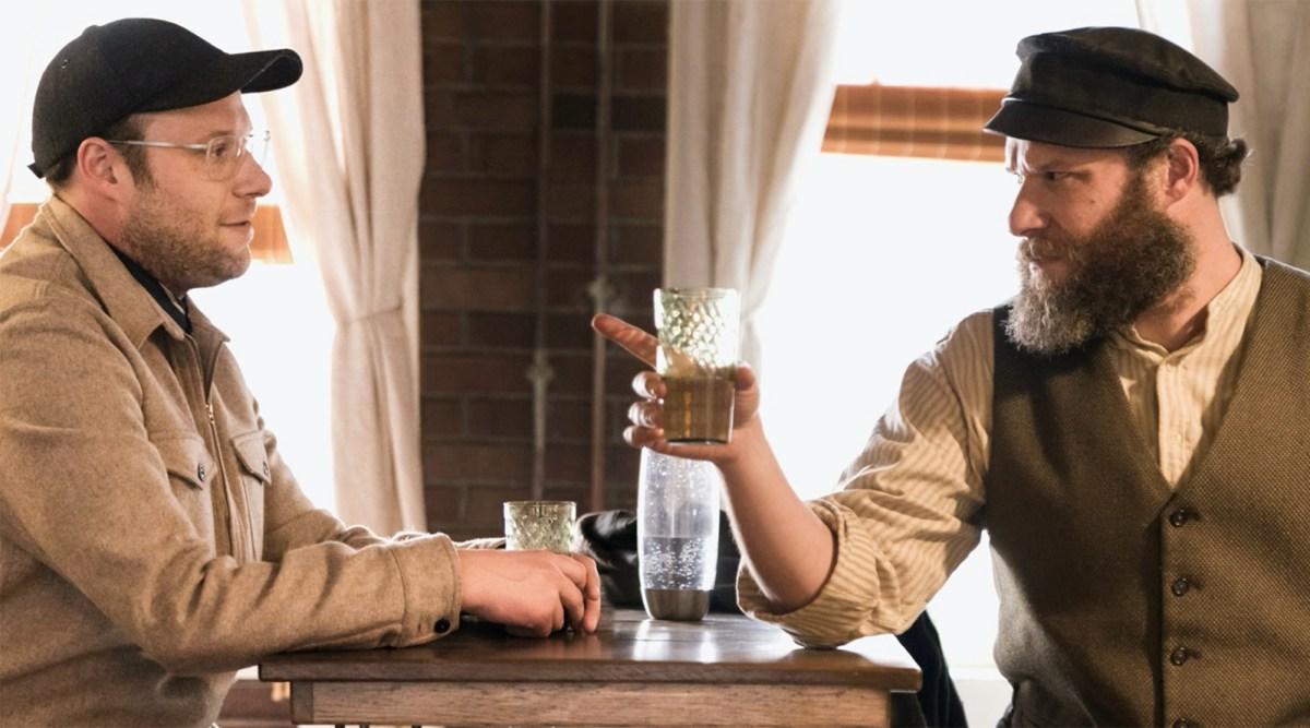 Seth Rogen in An American Pickle