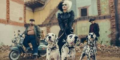 Cruella trailer header