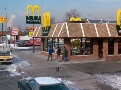 McDowell's in New Jersey