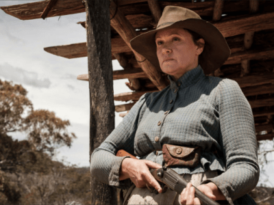 The Drover's Wife review movie review header