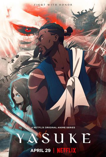 Yasuke Netflix poster