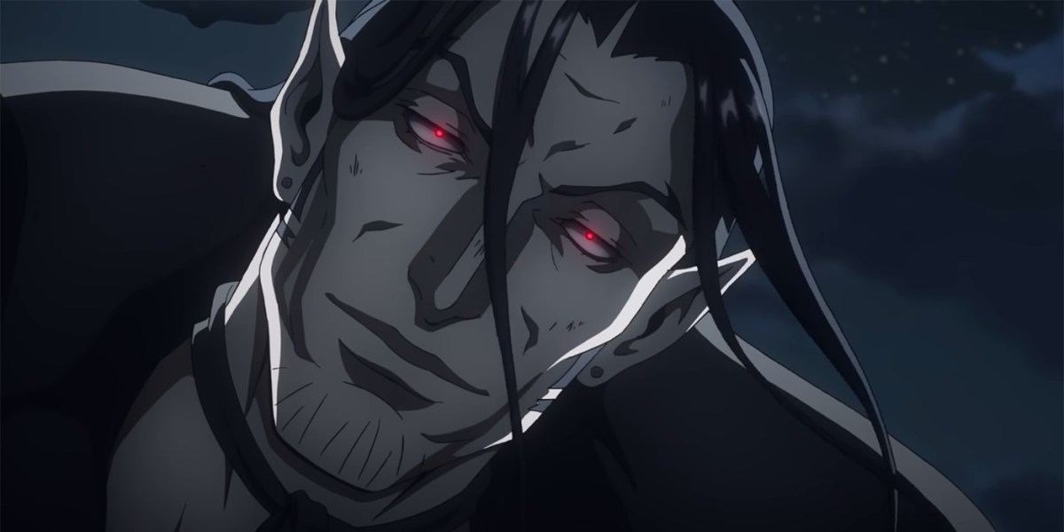 Review: Castlevania (Season 4)