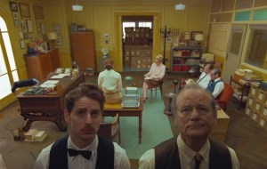 Cannes Wes Anderson