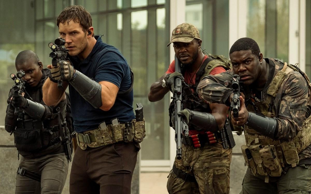 The Tomorrow War review Chris Pratt
