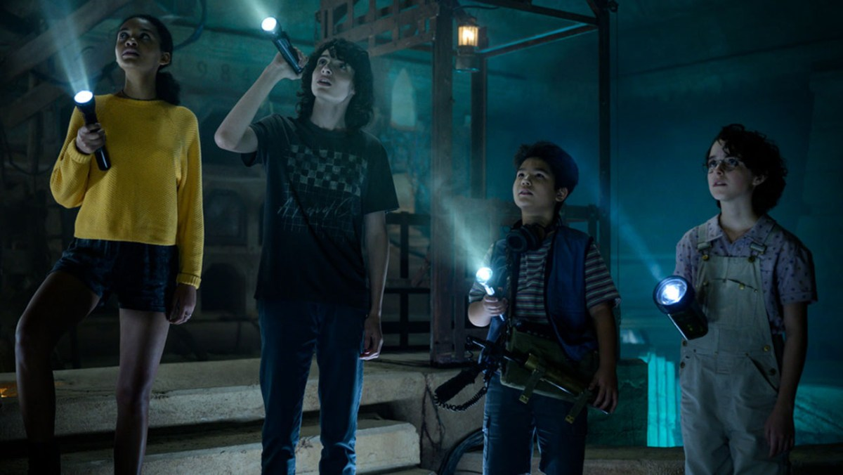 Review: Ghostbusters: Afterlife