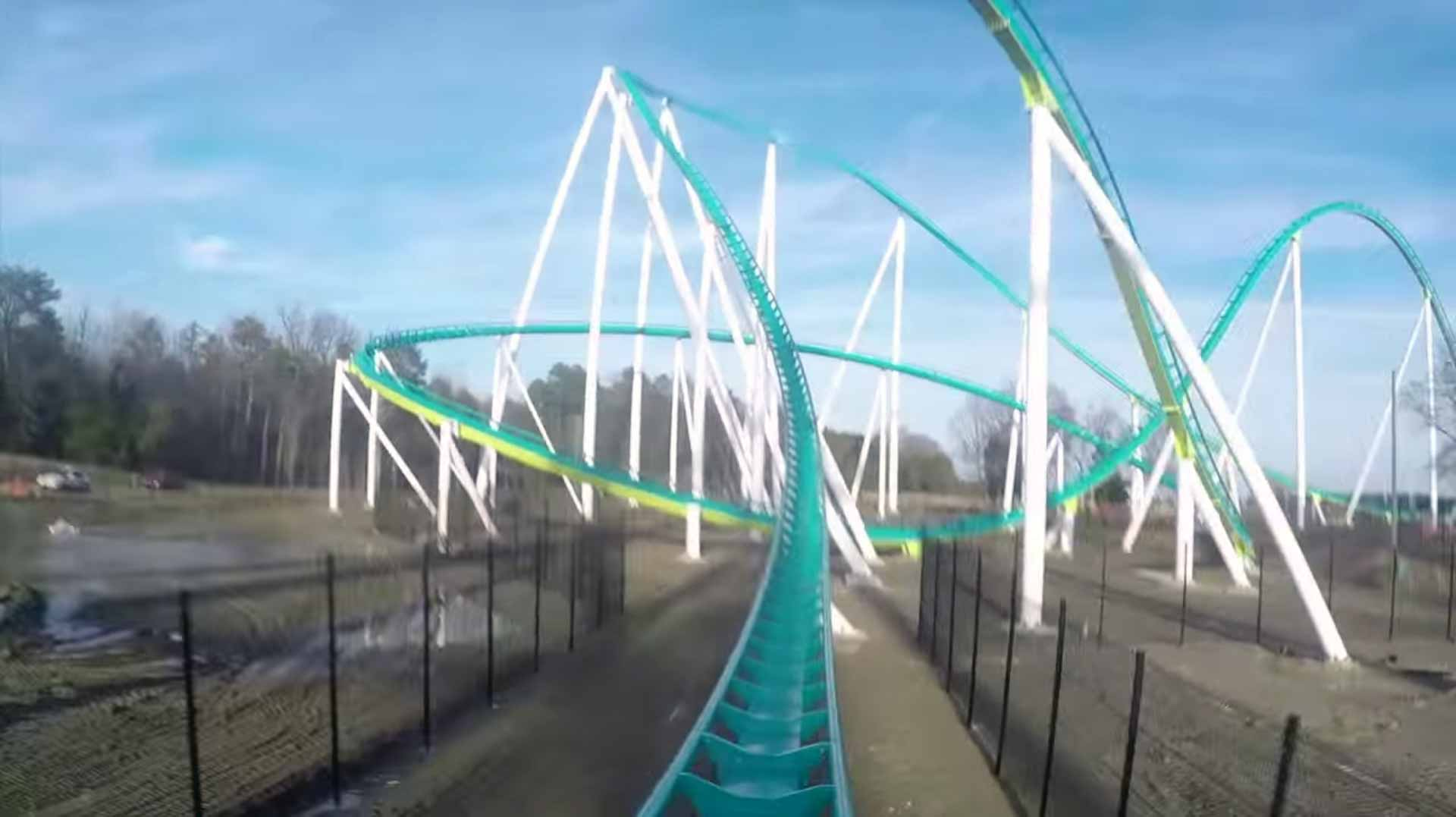 Rollers Highest Roller Coaster