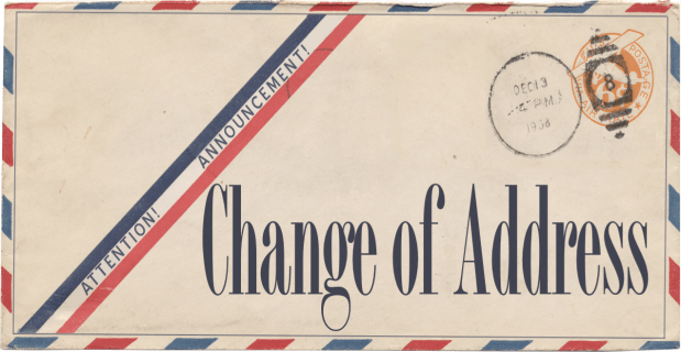 change of address checklist florida moving systems