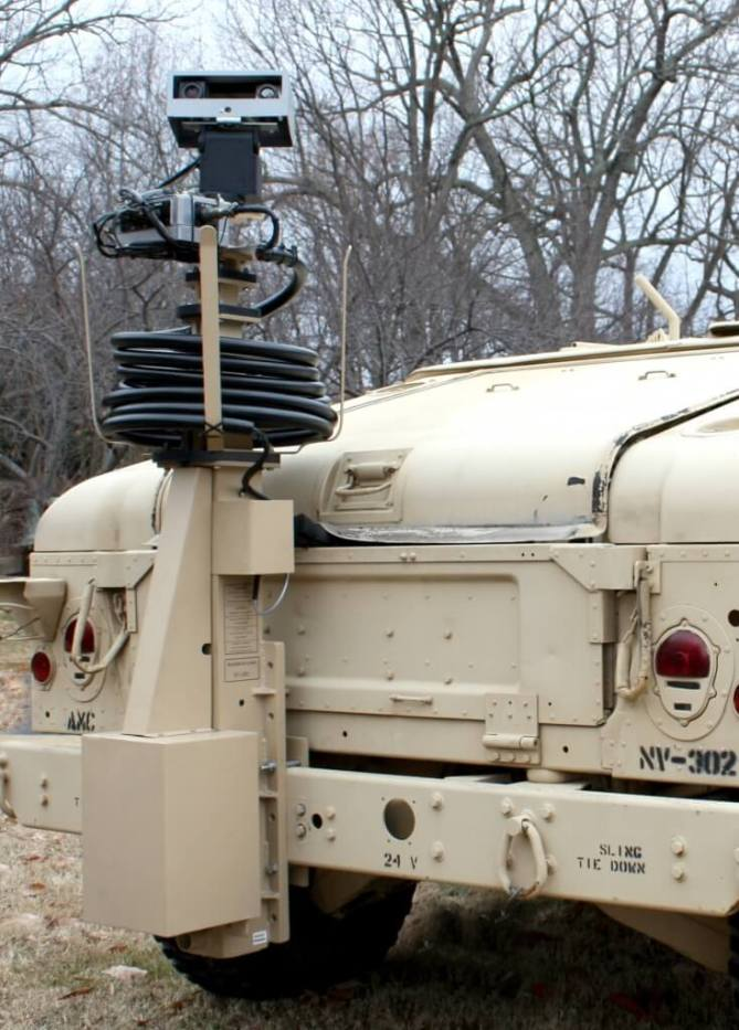 CROP FM20-50 CCTV Program Belvior Army