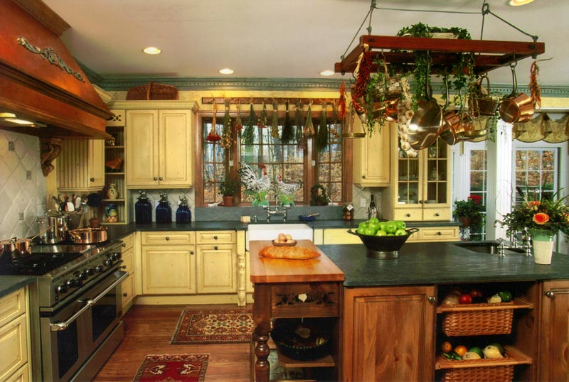 country kitchen designs photo gallery home designs project on kitchen design remodeling ideas better homes gardens id=51583