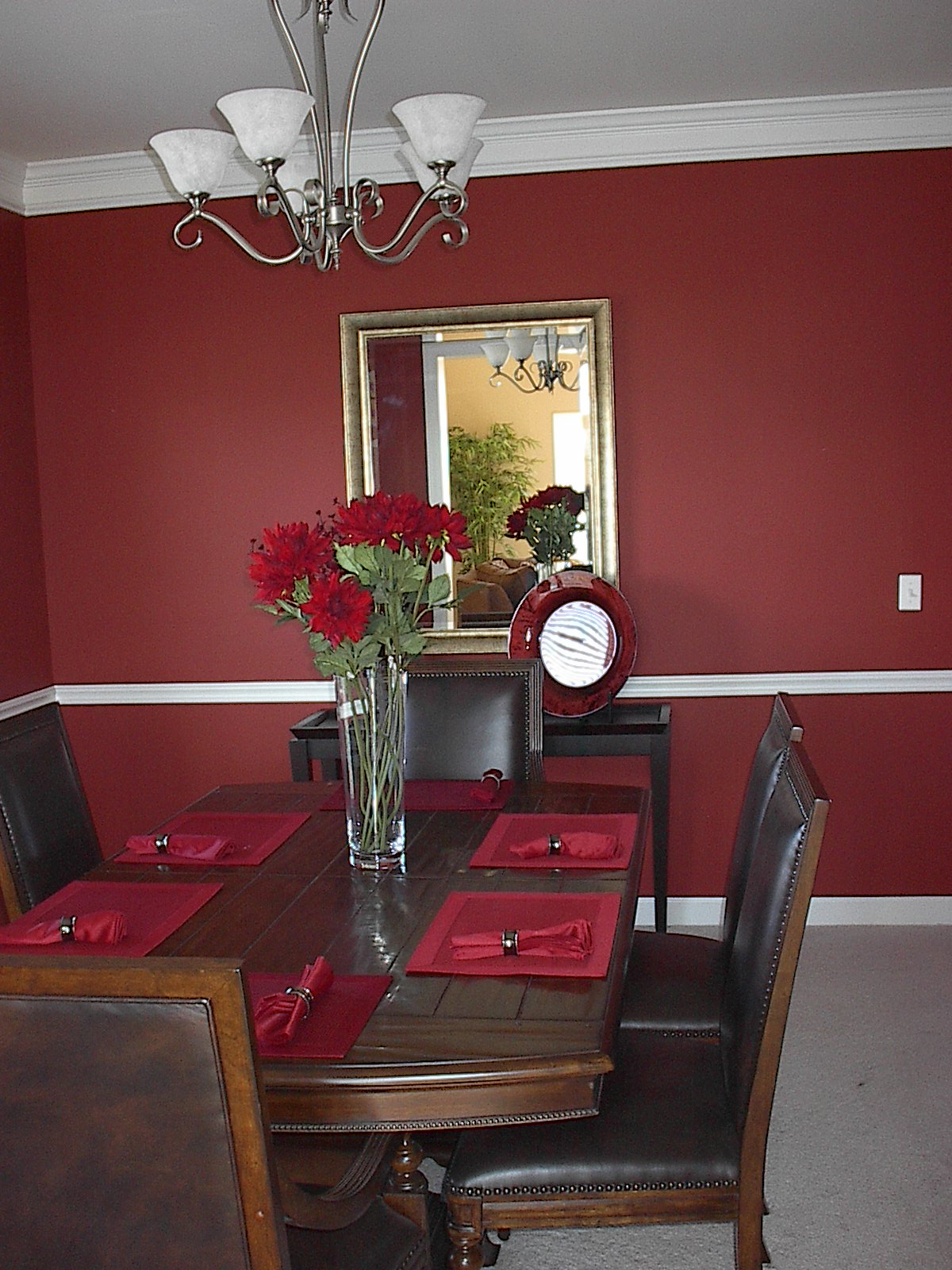 dining room flower arrangements | Home Designs Project on Room Decorating Ideas  id=16874