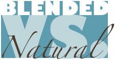 blended vs natural latex