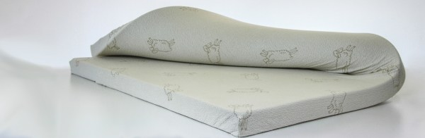 3 Inch Solid Natural Talalay Latex Topper