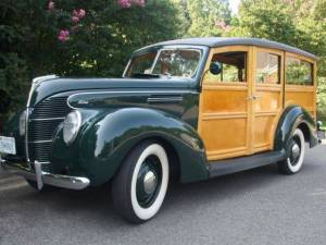 Drive on over (in your Woodie)