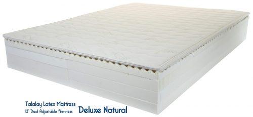Deluxe Natural Talalay Latex Mattress