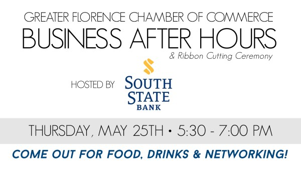 Greater Florence Chamber of Commerce | Business After ...