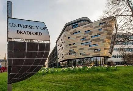 Image result for bradford university