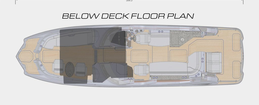 Afina Below Deck Floor Plan