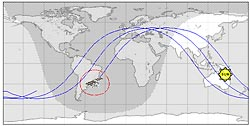 ISS & SuitSat Telemetry