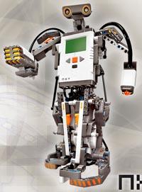 Mindstorms NXT desktop