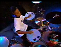 Tony Royster Jr. - amazing 12 year old drummer