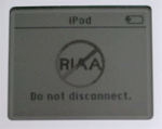 Down with the RIAA