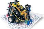 Lego mindstorm bot