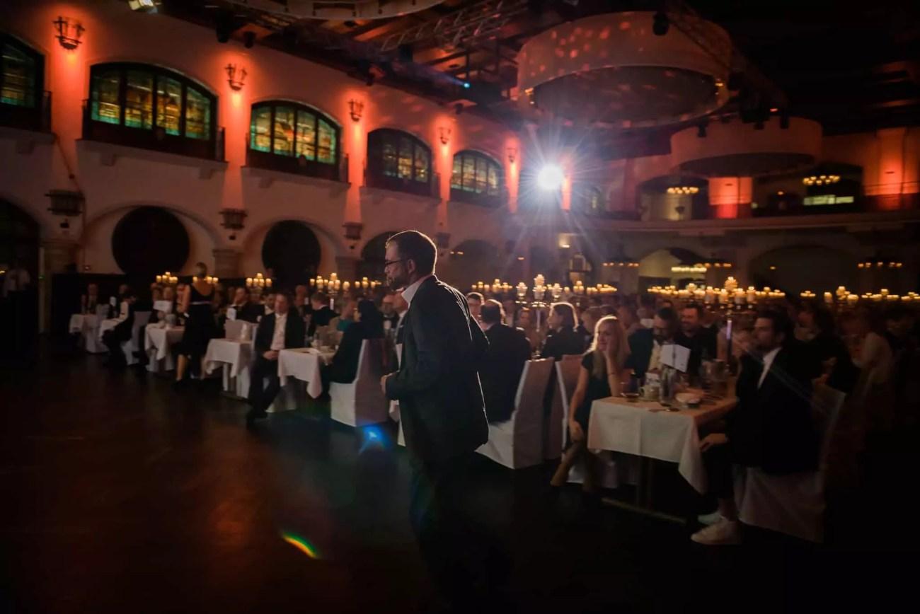 Eventfotograf Loenbraukeller MuenchenAward,Gala,Reportage,Fotos