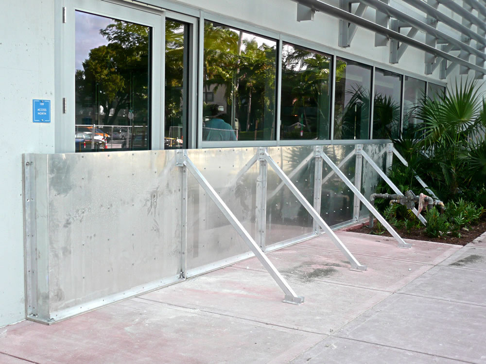 Garage Door Flood Protection Dandk Organizer