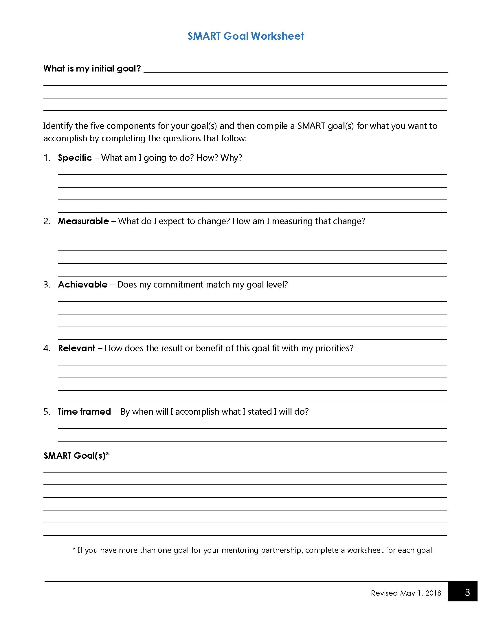 Mentoring Handbook Appendices