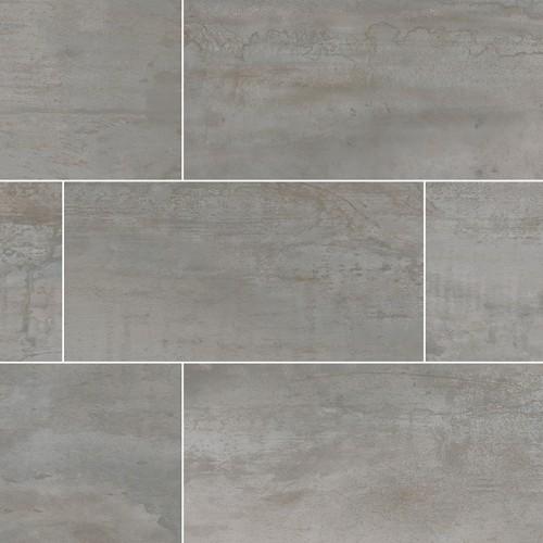 oxide magnetite 12x24 matte porcelain tile