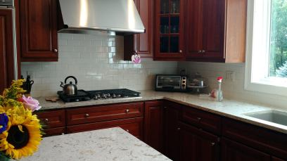 Heerhold - Kitchen backsplash 1
