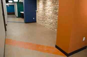 coatings hallway