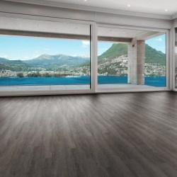 how to install LVT flooring