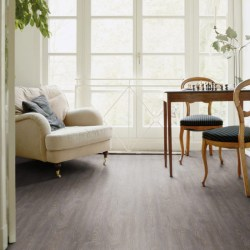 Grey Oak LVT flooring