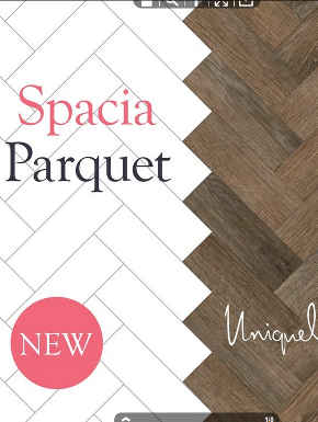 Amtico Spacia Parguet luxury vinyl tiles