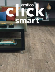 Amtico Click Smart luxury vinyl tiles