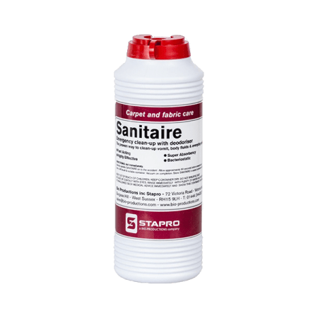 Emergency Clean Up Sanitaire By Stainshield