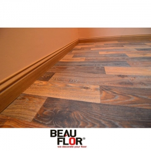 Mkeka wa mbao beauflor cushion vinyl flooring