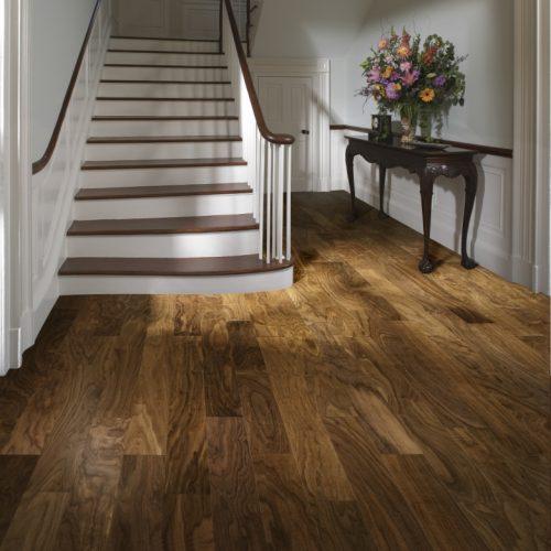 Unfinished Solid Walnut Flooring