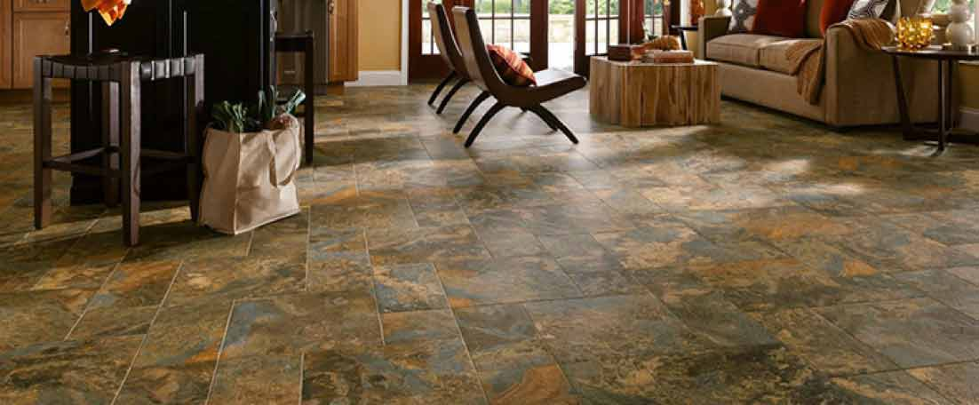 shop flooring in vinyl hardwood tile