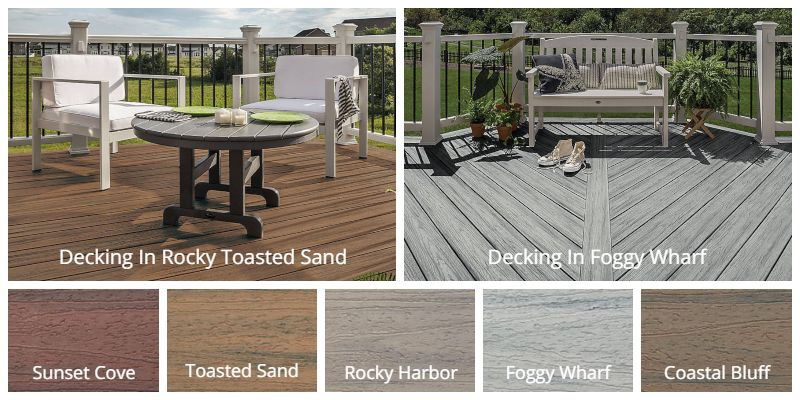 Trex Decking Review and Cost 2020 - Flooring Clarity | Flooring ...