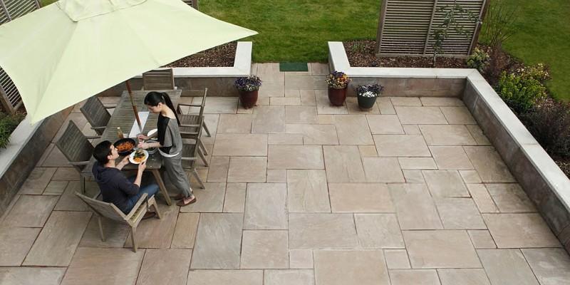 cheap outdoor flooring solutions