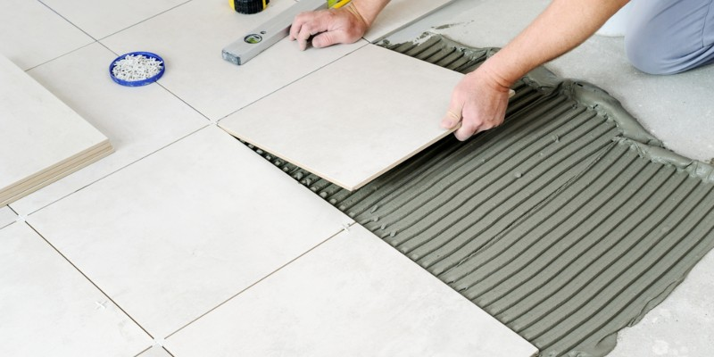 tile flooring prices and installation