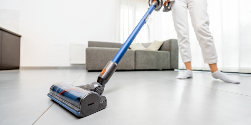 the best vacuum for tile