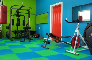 Home Gym Foam vs. Rubber: Everything you need to choose the right floor for your home gym