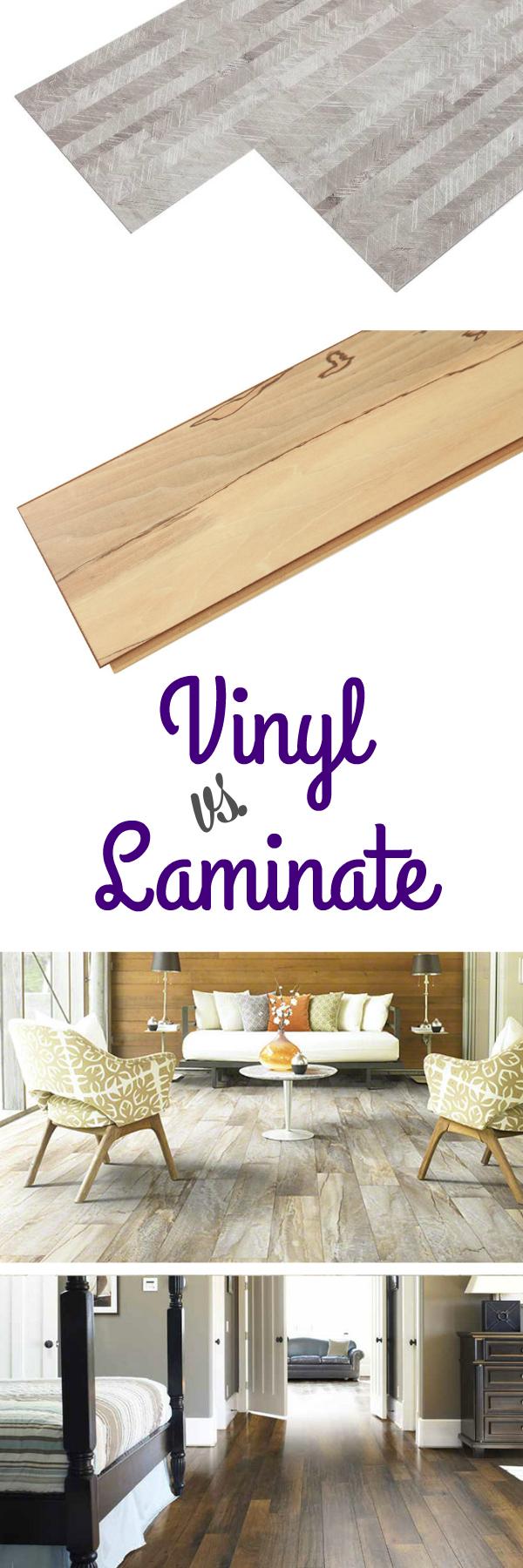laminate vs vinyl flooring flooringinc blog. Black Bedroom Furniture Sets. Home Design Ideas