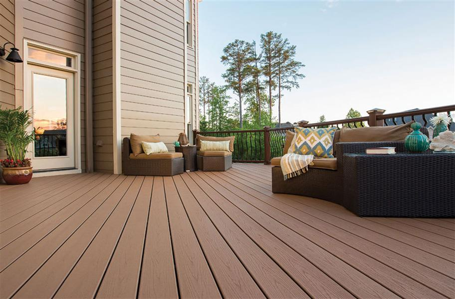Best option for patio outdoor capret