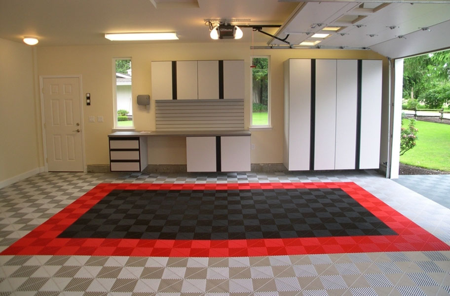 How to Design Your Dream Garage: Colors, Paint & More ... on Garage Color Ideas  id=63960